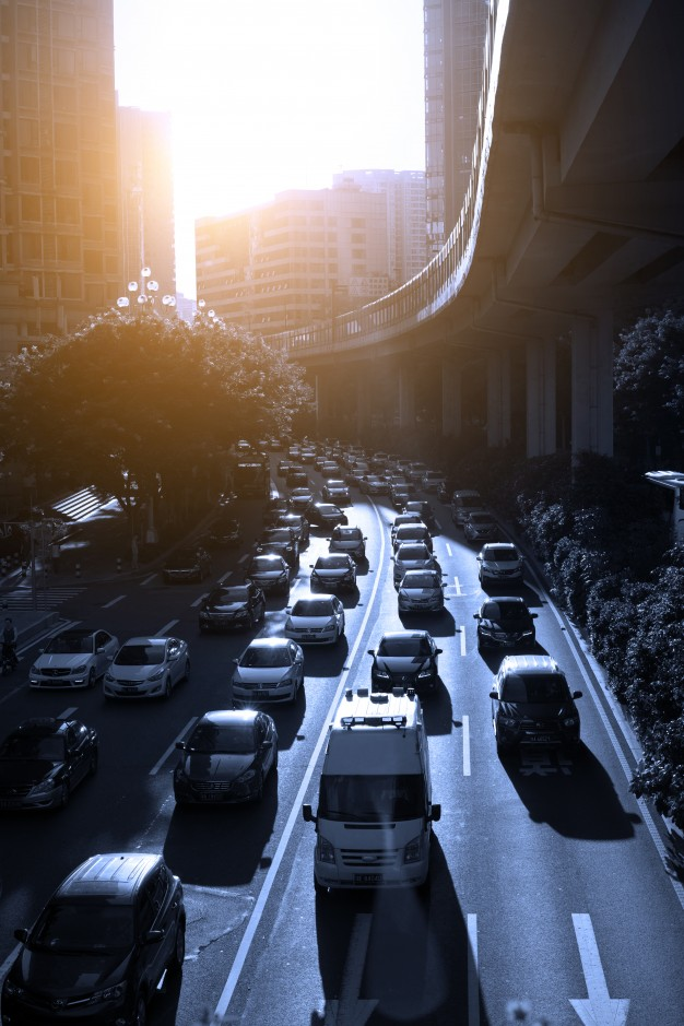 rush hour traffic can cause higher fares