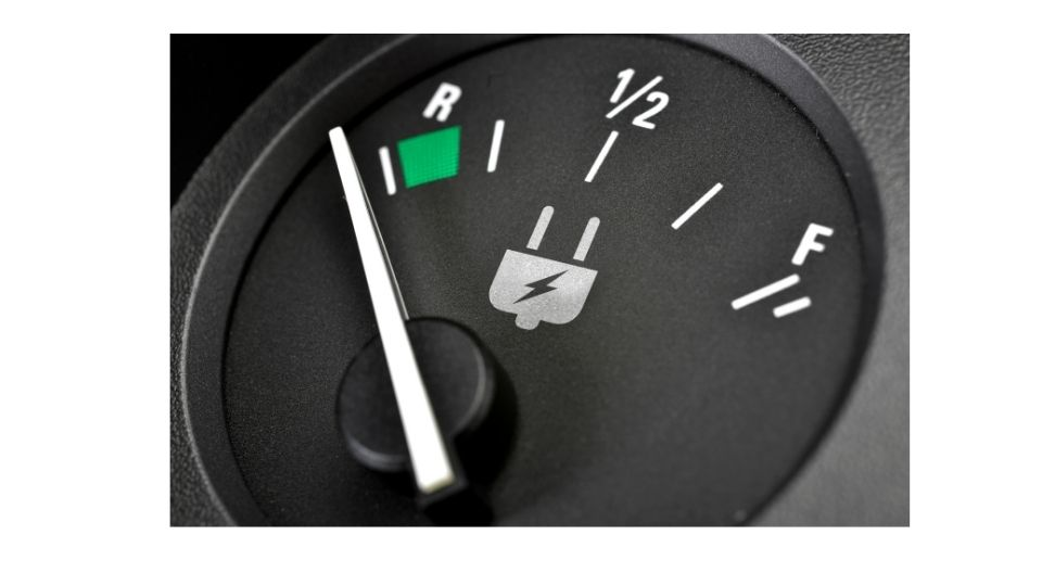 Battery Gauge Drops while Driving