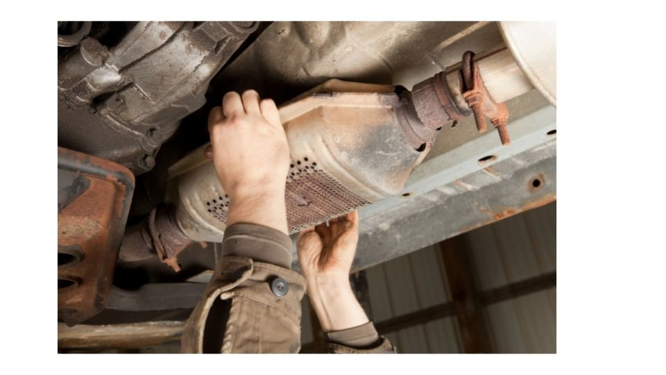 do diesel cars have catalytic converters