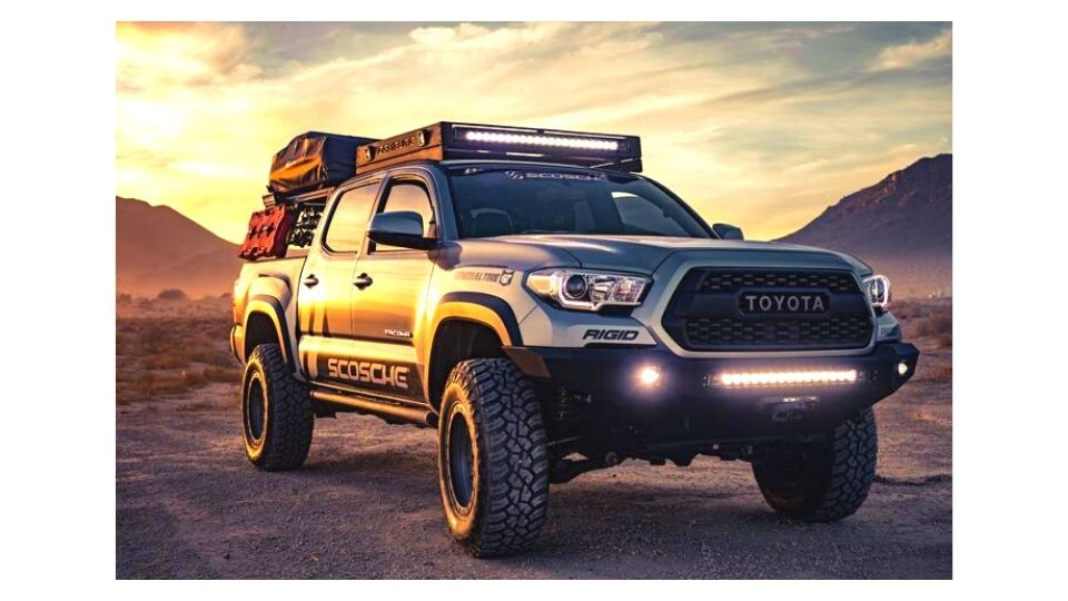 why are tacomas expensive